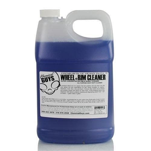Chemical Guys Canada CLD_107 - Premium Blue Wheel & Rim Cleaner (1 Gal)
