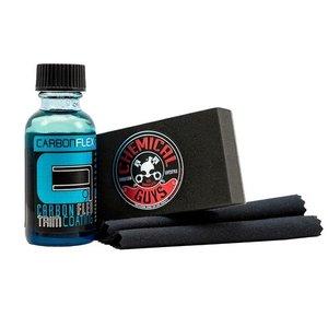 Chemical Guys WAC228 - Carbon Flex C9 Trim Coating Kit (4 Items)