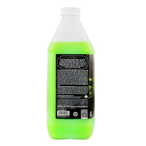 Chemical Guys Canada WAC207 - Carbon Flex Vitalize Spray Sealant & Quick Detailer for Maintaining Protective Coatings (1 Gal)