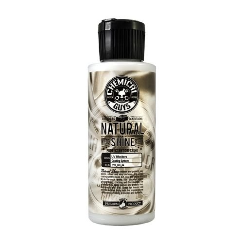 Chemical Guys Canada TVD_201_04 - Natural Shine, Satin Shine Dressing (4 oz)