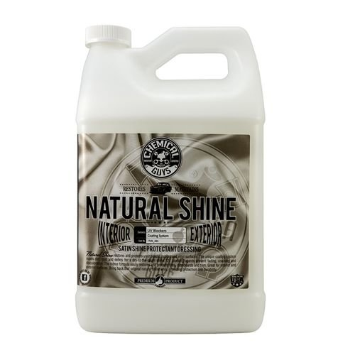 Chemical Guys Canada TVD_201 - Natural Shine, Satin Shine Dressing (1 Gal)