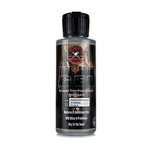 Chemical Guys Canada TVD_108_04 - Tire and Trim Gel for Plastic and Rubber (4 oz)