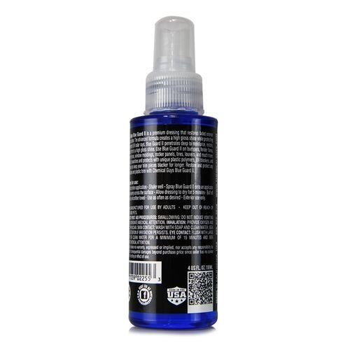 Chemical Guys Canada TVD_103_04 - Blue Guard Wet Look Dressing (4 oz)