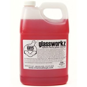 Chemical Guys CLD680 - Glassworkz Optical Clarity Glass Cleaner (1 Gal)