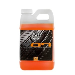 Chemical Guys TVD80864 - Hybrid V7 Optical Select Wet Tire Shine and Trim Dressing (64 oz - 1/2 Gal)