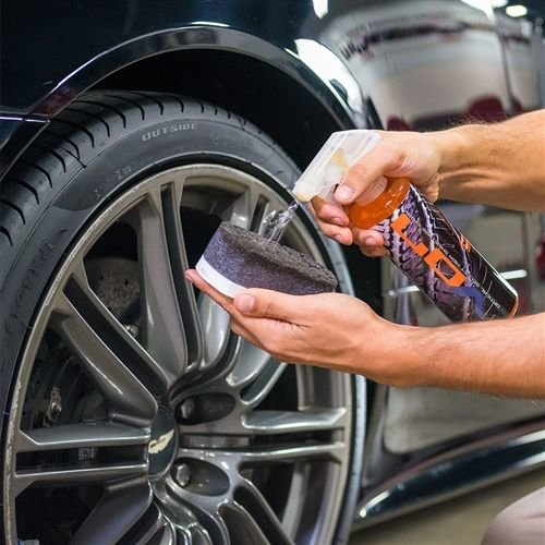 Chemical Guys Canada TVD80816 - Hybrid V7 Optical Select Wet Tire Shine and (16 oz)