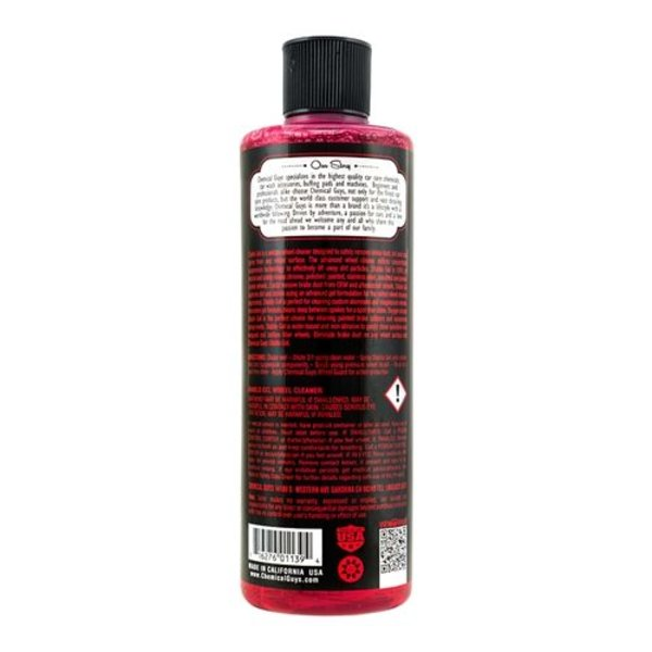 Chemical Guys Canada CLD_997_16 - Diablo Gel Wheel & Rim Cleaner (16 oz)