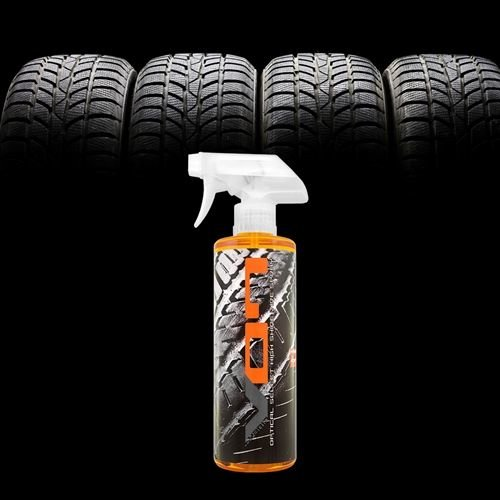 Chemical Guys Canada TVD80804 - Hybrid V7 Optical Select Wet Tire Shine and Trim Dressing (4 oz)