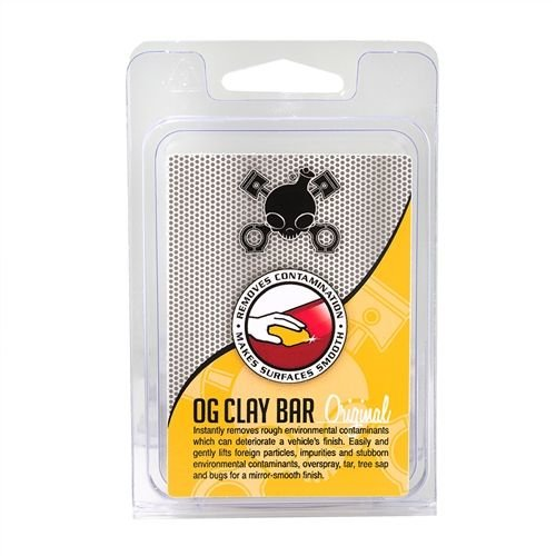 Chemical Guys Canada CLY_400 - Clay Bar, Yellow (Light/Medium) (100 g)