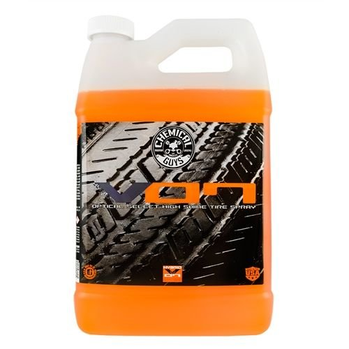 Chemical Guys Canada TVD808 - Hybrid V7 Optical Select Wet Tire Shine and Trim Dressing (1 Gal)