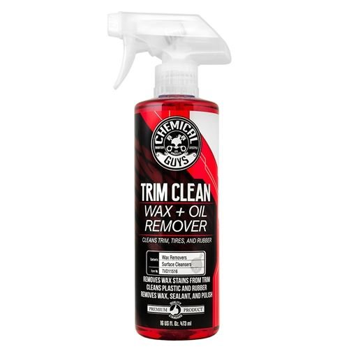 Chemical Guys TVD11516 - Trim Clean Wax & Oil Remover (16 oz)