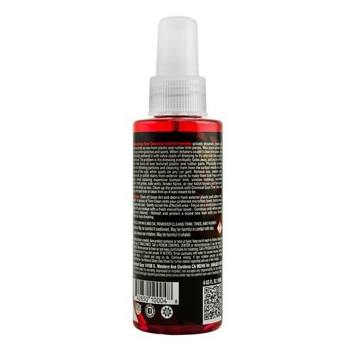 Chemical Guys Canada TVD11504 - Trim Clean Wax & Oil Remover (4oz)