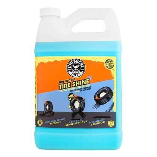 Chemical Guys TVD113 - Tire Kicker Extra Glossy Tire Shine (1 Gal)