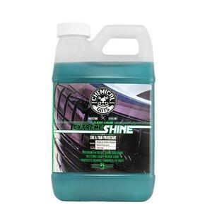Chemical Guys TVD11264 - Clear Liquid Extreme Shine Tire Shine (64 oz - 1/2 Gal)