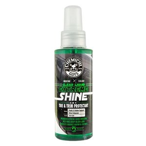 Chemical Guys TVD11204 - Clear Liquid Extreme Shine Tire Shine (4 oz)