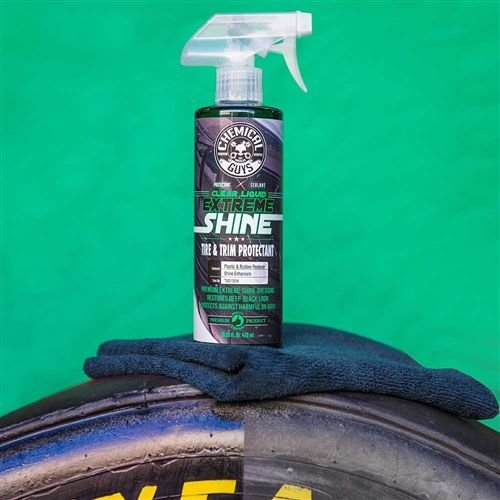 Chemical Guys Canada TVD11204 - Clear Liquid Extreme Shine Tire Shine (4 oz)