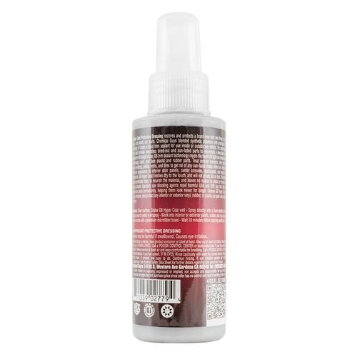 Chemical Guys Canada TVD11104 - G6 HyperCoat High Gloss Dressing (4 oz)