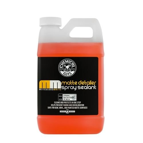 Chemical Guys SPI_995_64 - Meticulous Matte Detailer & Spray Sealant (64 oz - 1/2 Gal)