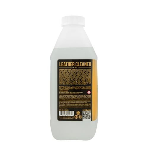 Chemical Guys SPI_208_64 - Leather Cleaner - Colorless & Odorless Super Cleaner (64 oz 1/2 Gal)