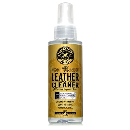 Chemical Guys Canada SPI_208_04 - Colorless & Odorless Leather Cleaner (4 oz)