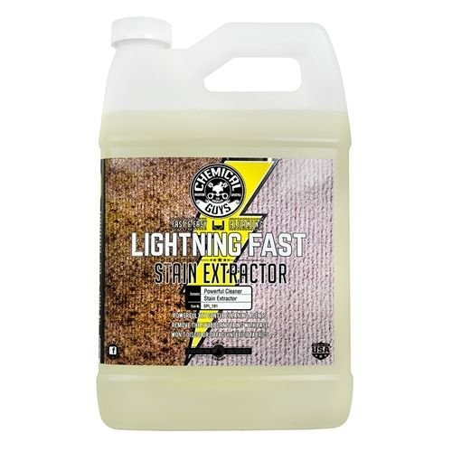Chemical Guys SPI_191 - Lightning Fast Stain Extractor for Fabric (1 Gal)