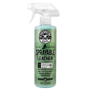 Chemical Guys SPI_103_16 - Sprayable Leather Cleaner & Conditioner in One (16 oz)