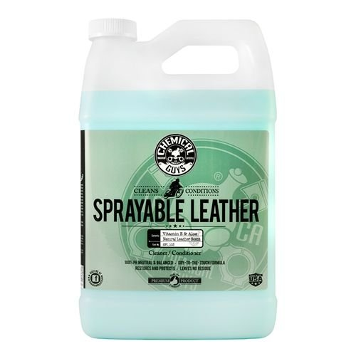 Chemical Guys Canada SPI_103 - Sprayable Leather Cleaner & Conditioner in One (1 Gal)