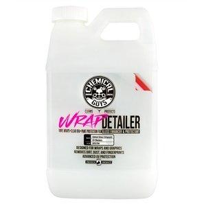 Chemical Guys Canada SPI21764 - Wrap Detailer Gloss Enhancer & Protectant for Vinyl Wraps (64 oz - 1/2 Gallon)