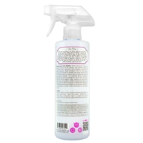 Chemical Guys SPI21716 - Wrap Detailer Gloss Enhancer & Protectant for Vinyl Wraps (16 oz)