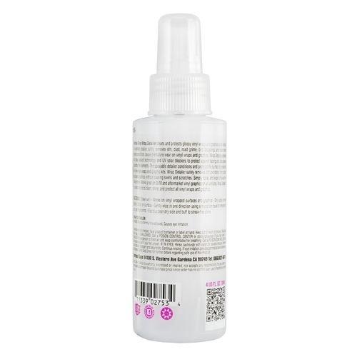 Chemical Guys SPI21704 - Wrap Detailer Gloss Enhancer & Protectant for Vinyl Wraps (4 oz)