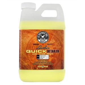 Chemical Guys SPI21664 - Leather Quick Detailer, Matte Finish Leather Care Spray (64 oz - 1/2 Gallon)