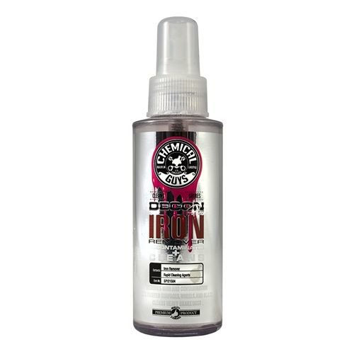 Chemical Guys Canada SPI21504 - Decon Pro Iron Remover and Wheel Cleaner (4 oz)