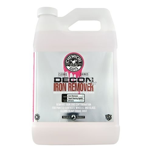 Chemical Guys Canada SPI215 - Decon Pro Iron Remover and Wheel Cleaner (1 Gal)