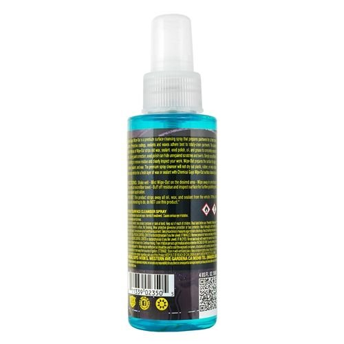 Chemical Guys Canada SPI21404 - Wipe Out Surface Cleanser Spray (4 oz)