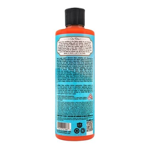Chemical Guys SPI10816 - Heavy Duty Hard Water Spot Remover (16 oz)