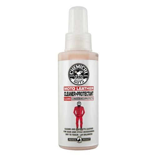 Chemical Guys Canada MTO10904 - Leather Cleaner & Protectant Cleans, Conditions and Protects (4 oz)