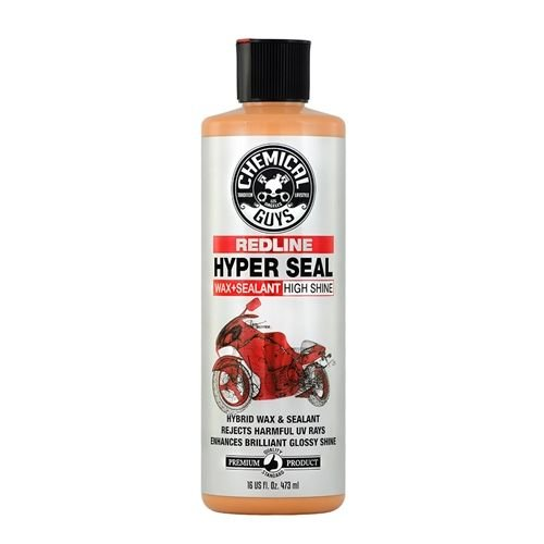 Chemical Guys Canada MTO10516 - Redline Hyper Seal High Shine Wax and Sealant for Motorcycles (16 oz)