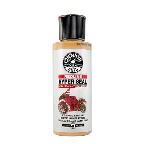 Chemical Guys Canada MTO10504 - Redline Hyper Seal High Shine Wax and Sealant for Motorcycles (4 oz)