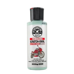 Chemical Guys Canada MTO10404 - Rebound Scratch & Swirl Remover One Step Polish for Motorcycles (4 oz)