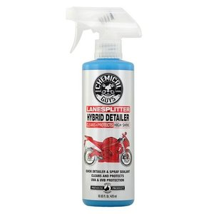 Chemical Guys Canada MTO10116 - Lane Splitter Hybrid Detailer High Shine Cleaner and Protectant for Motorcycles (16 oz)