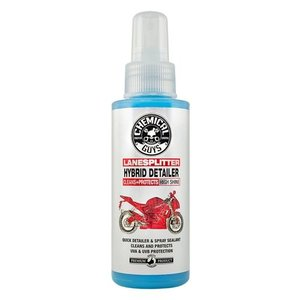 Chemical Guys Canada MTO10104 - Lane Splitter Hybrid Detailer High Shine Cleaner and Protectant for Motorcycles (4 oz)