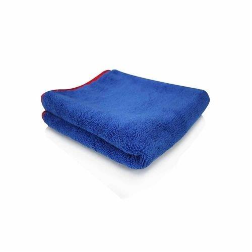 Chemical Guys Canada MIC_998_3 - Fluffer Miracle Supra Mircofiber Towel, Blue 24'' x 16'' (3 Pack)