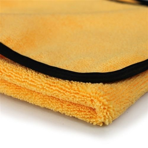 Chemical Guys MIC721 - Miracle Dryer Absorber Premium Microfiber Towel, 25'' x 36''