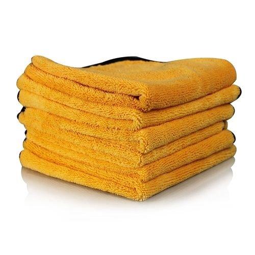 Chemical Guys Canada MIC_506_03 - Professional Grade Premium Microfiber Towel, 16'' x 16'' (3 PACK)