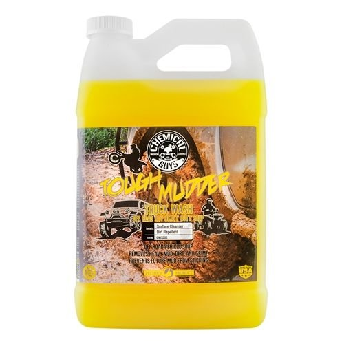 Chemical Guys Canada CWS202 - Tough Mudder Truck Wash Off Road and ATV Heavy Duty Soap (1 Gal)