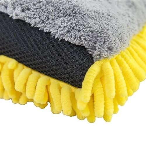 Chemical Guys Canada MIC494 - Three - Way Premium Wash Mitt