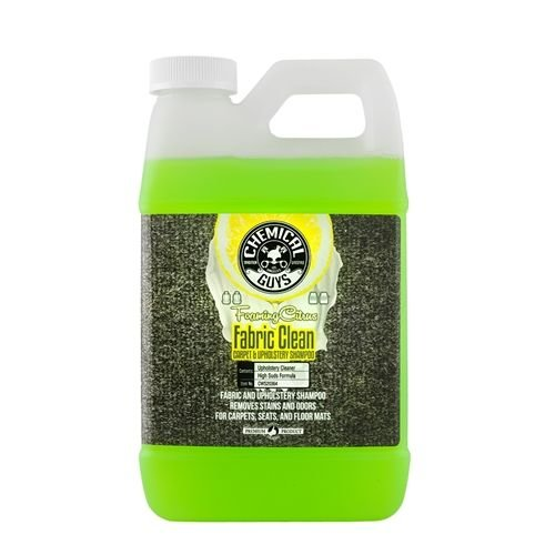 Chemical Guys Canada CWS20364 - Foaming Citrus Fabric Clean (64 oz)