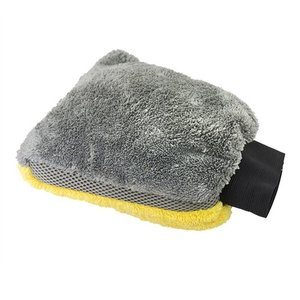 Chemical Guys Canada MIC_402 - Waterproof 4 in 1 Microfiber Premium Wash Mitt