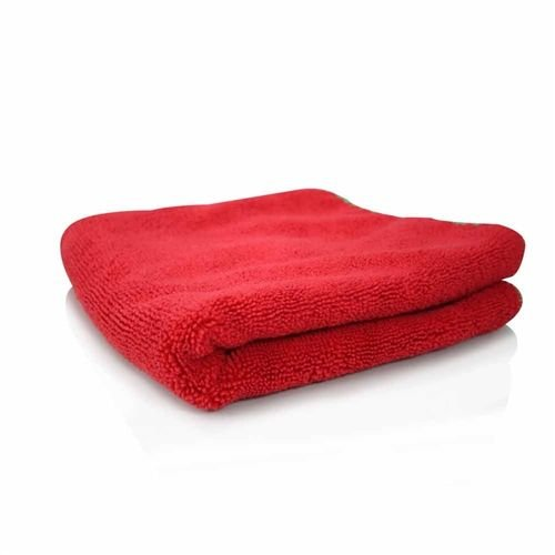 Chemical Guys Canada MIC99703 - Fluffer Miracle Supra Microfiber Towel, Red 24'' x 16'' (3 Pack)