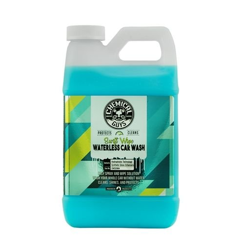 Chemical Guys Canada CWS20964 - Swift Wipe Waterless Car Wash (64 oz - 1/2 Gal)